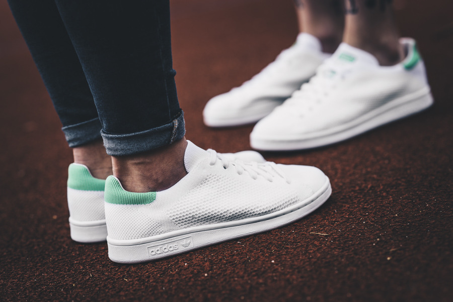 how to clean primeknit stan smith