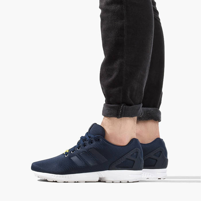 wholesale dealer cb525 f3a77 ... Homme chaussures sneakers Adidas ZX Flux M19841 ...