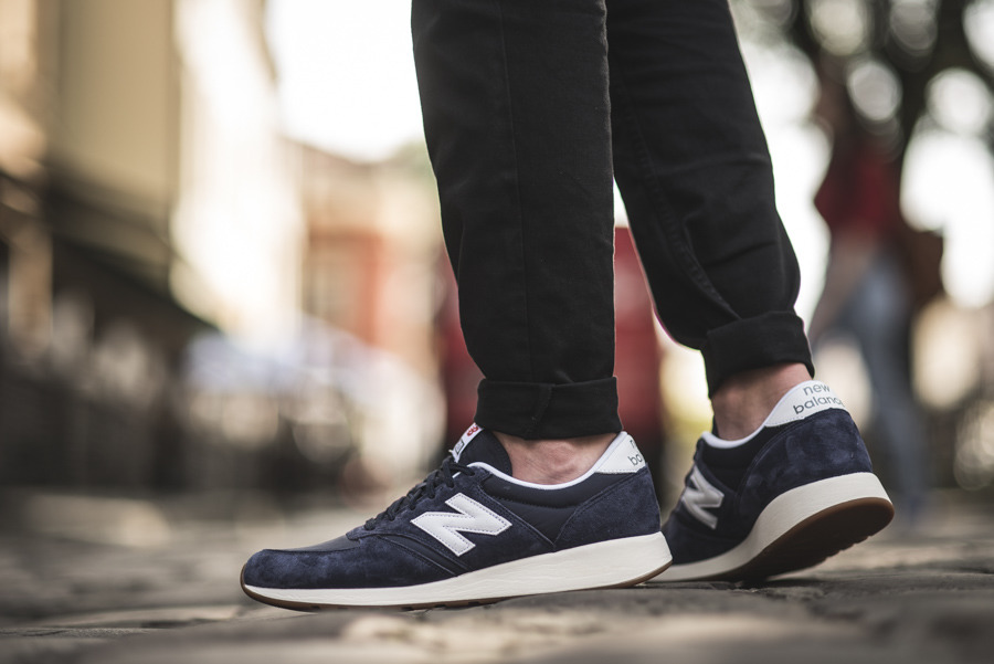 Homme chaussures sneakers New Balance MRL420SQ HBAG9eUb