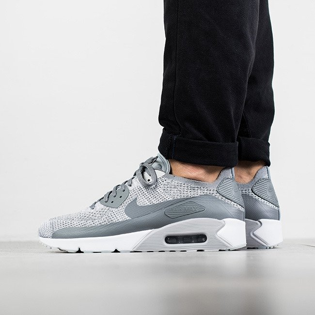 buy popular 2db11 13038 ... inexpensive homme chaussures sneakers nike air max 90 ultra 2.0 flyknit  875943 003 653f2 4532f