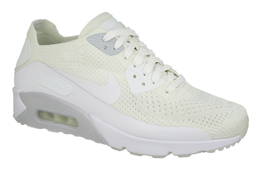 ... Homme chaussures sneakers Nike Air Max 90 Ultra 2.0 Flyknit 875943 101 ...