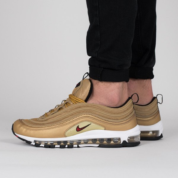 700 chaussures Air Max 884421 sneakers Nike Gold 97 Metallic Homme HqzPq