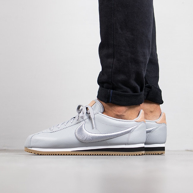 Homme chaussures sneakers Nike Classic Cortez Leather ...