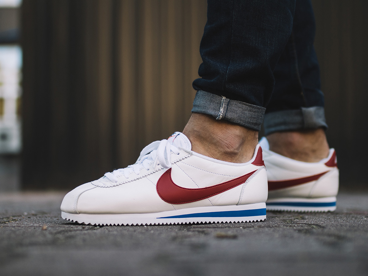 Sneakers Se Homme Chaussures Nike Cortez Classic Forrest Gump B65gqw