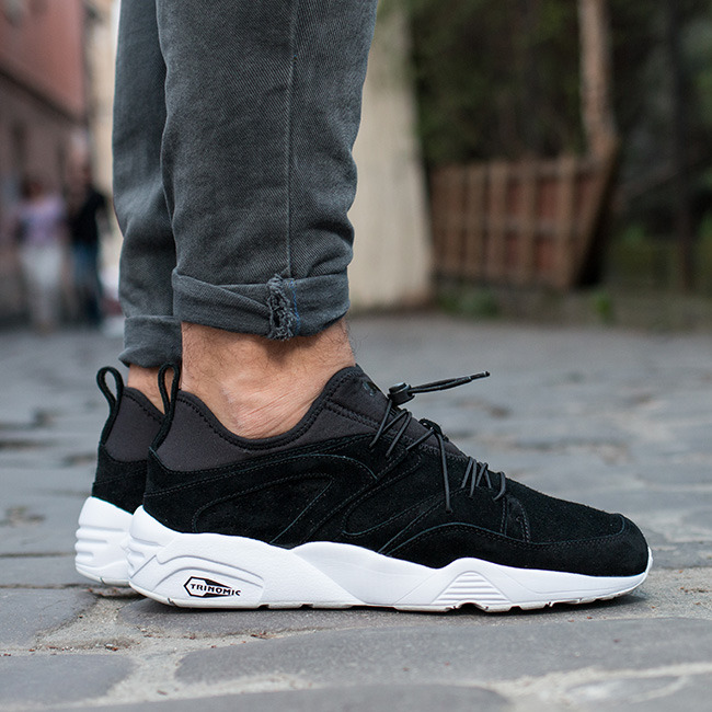 puma blaze of glory soft gris