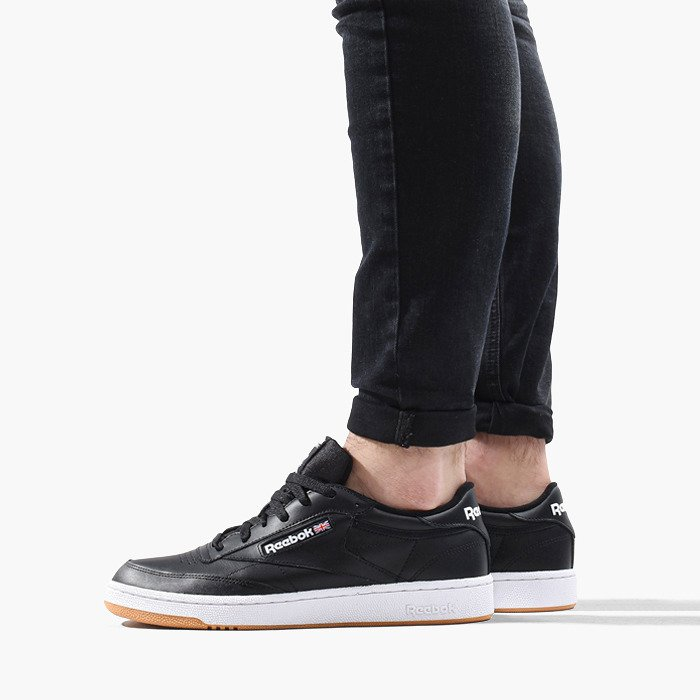 c4a9e92fb1f Homme chaussures sneakers Reebok Club C 85 AR0458 -SneakerStudio