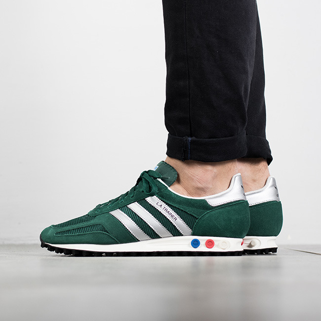Og Originals La Trainer Sneakers Chaussures Adidas By9325 Homme mnwyP8ON0v