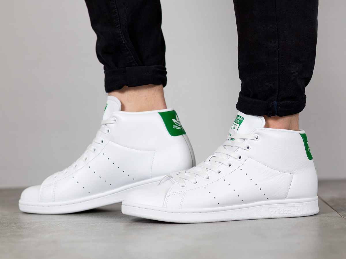 ... Homme chaussures sneakers adidas Stan Smith Mid BB0069 ...