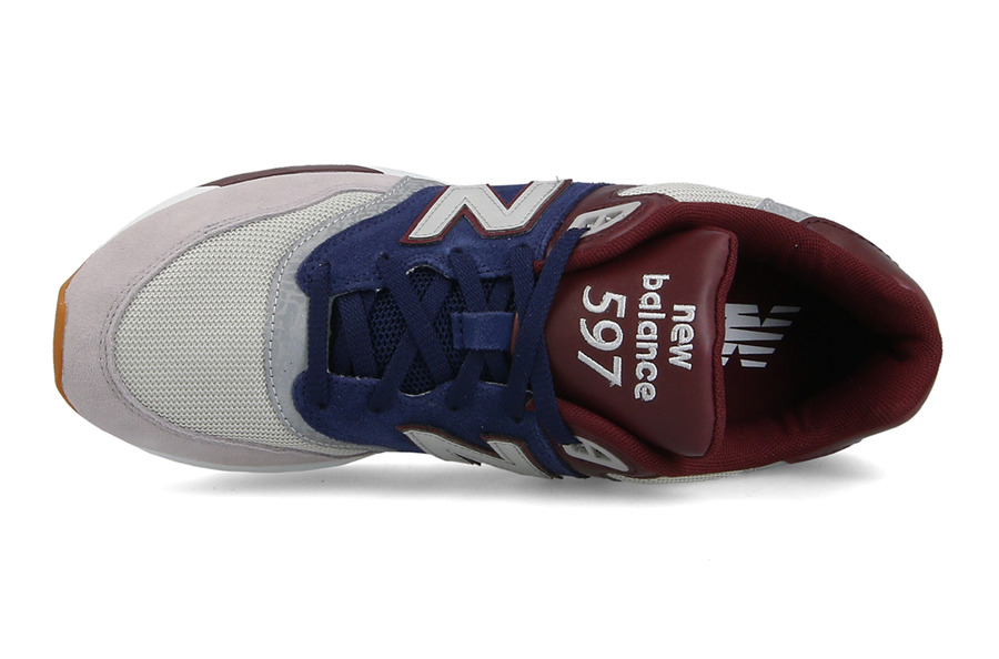Chaussures New Balance Baskets Homme MS997XTB Violet