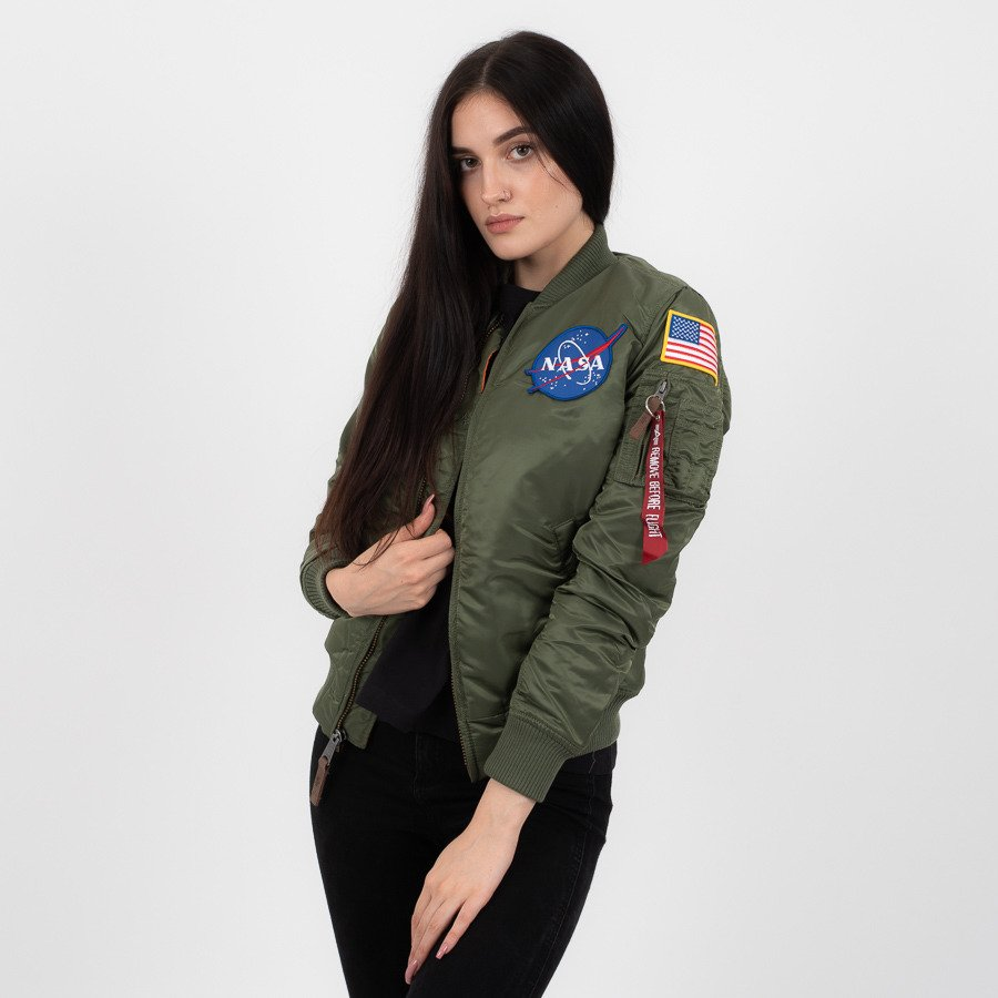 Alpha 1 168007 Veste Vf Sneakerstudio Ma Femme Industries 01 Nasa vII5qw