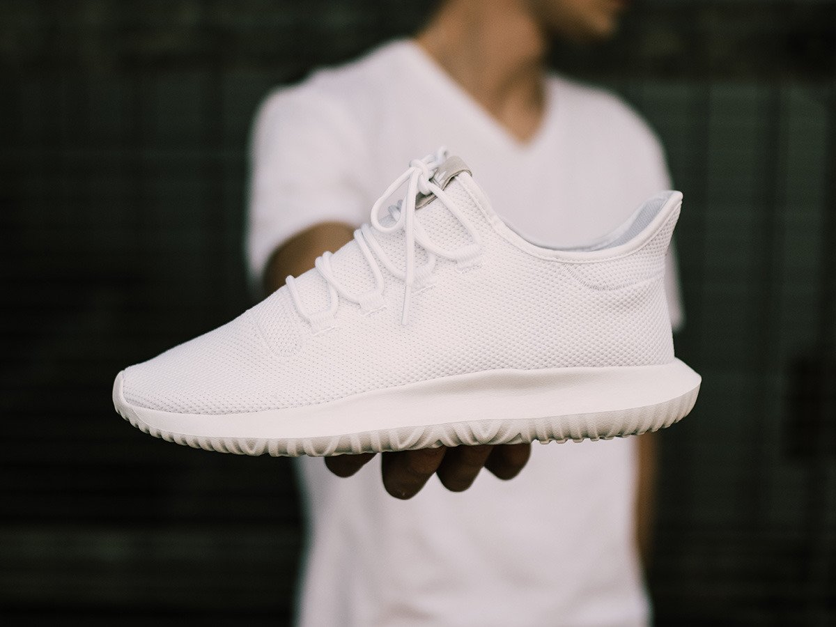 adidas Originals Tubular Shadow \'All White\'