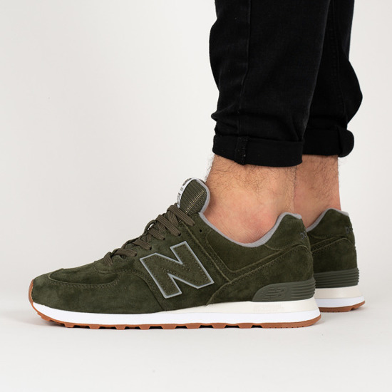 Baskets homme New Balance ML574EPB