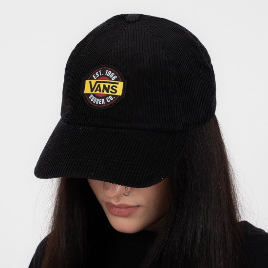 Casquette Vans WM Court Side VA3R1BBLK
