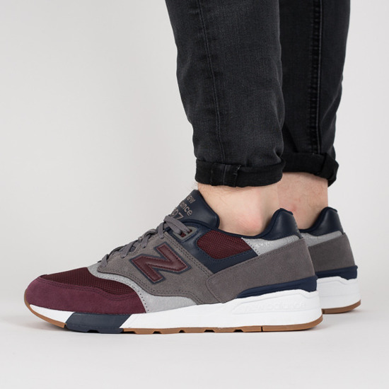 Baskets homme New Balance ML597BGN