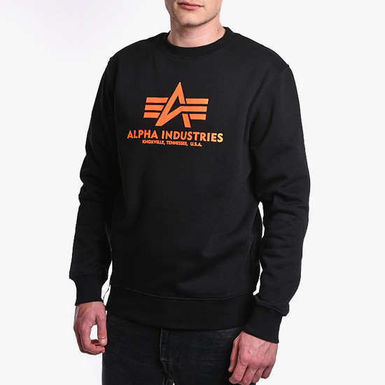 Alpha Industries Basic Sweater 178302 477