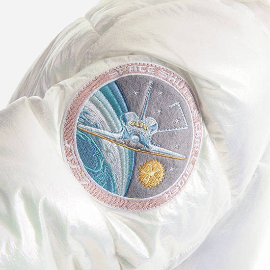 Alpha Industries Hooded Puffer Nasa Wmn 128007 09