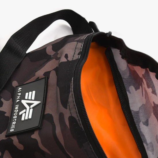 Alpha Industries Rubber Print Waistbag 198912 125