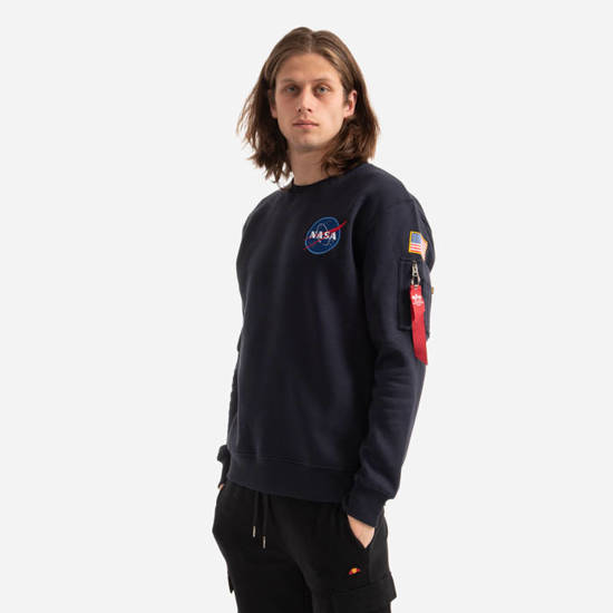Alpha Industries Space Shuttle Sweater 178307 07