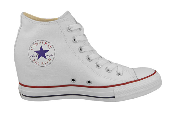 BUTY CONVERSE CHUCK TAYLOR KOTURNY  LUX 547200C
