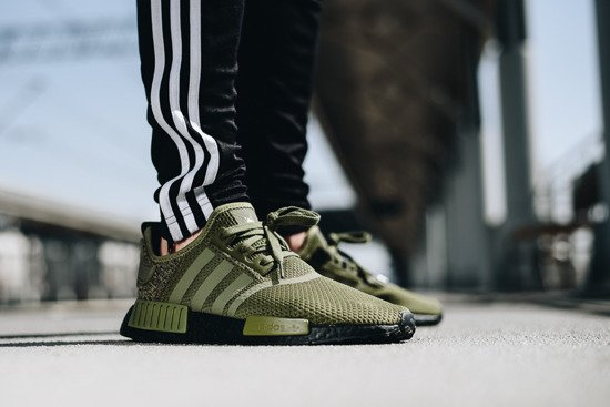 Baskets homme adidas Originals Nmd_R1 AQ1246