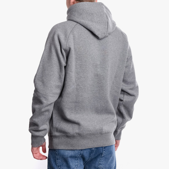 Carhartt WIP Chase I026384 DARK GREY HEATHER/GOLD