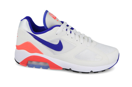 low priced 3dafc ce5a7 ... Chaussures baskets femme Nike Air Max 180 AH6786 100 ...