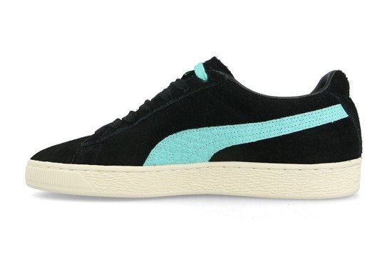 "Chaussures baskets homme Puma Suede x Diamond Supply Co. ""Diamond Blue"" 365650 01"