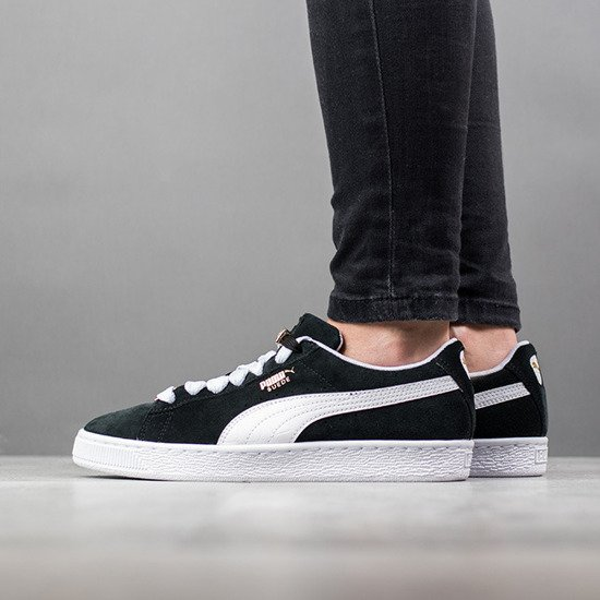 Chaussures femme sneakers Puma Suede Classic Bboy Fabulous 365128 01