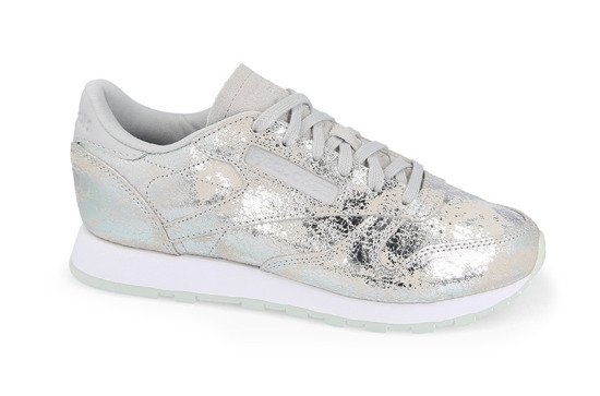 Chaussures femme sneakers Reebok Classic Leather Hype BS6785