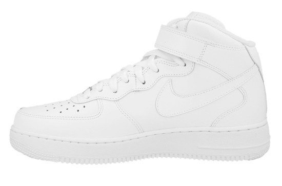 Chaussures homme NIKE AIR FORCE 1 MID 315123 111