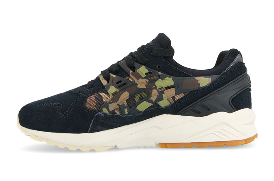 "Chaussures homme sneakers Asics Gel-Kayano Trainer ""Martini Olive"" HL7C1 9086"
