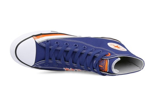 Chaussures homme sneakers Converse Chuck Taylor Nba New York Knicks 159428C