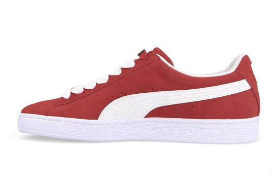 Chaussures homme sneakers Puma Suede Classic Bboy Fabulous 365362 02