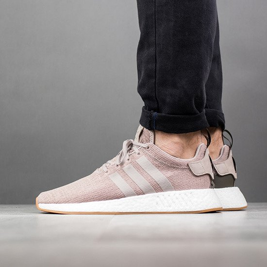 Chaussures homme sneakers adidas Originals Nmd_R2 CQ2399