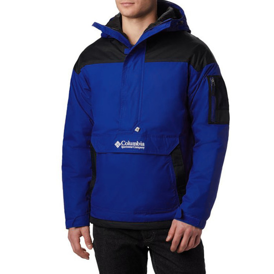 Columbia Challenger Pullover 1698431 437