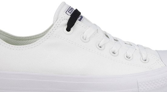 Femme chaussures sneakers Converse Chuck Taylor All Star II OX 150154C