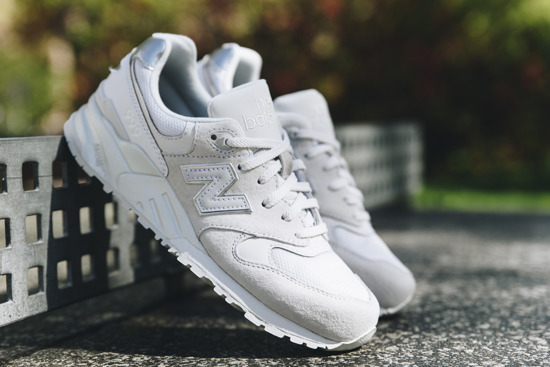 Femme chaussures sneakers New Balance WL999WM