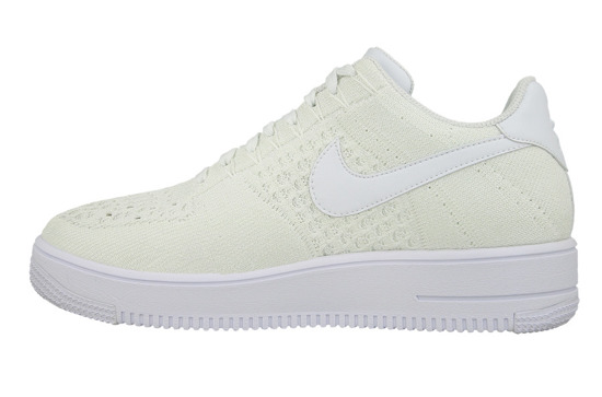 Femme chaussures sneakers Nike Air Force 1 Ultra Flyknit Low 817419 101