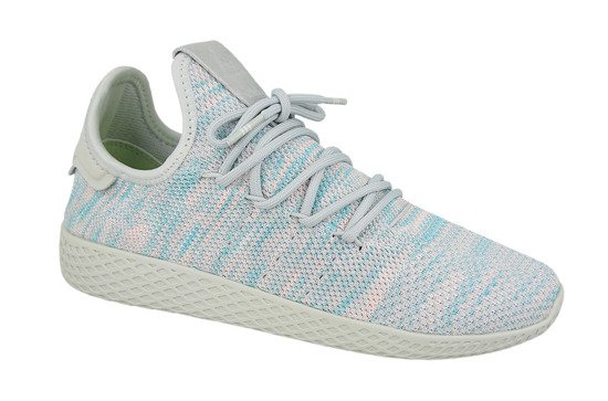 "Femme chaussures sneakers Originals x Pharrell Williams Tennis ""Human Race"" BY2671"