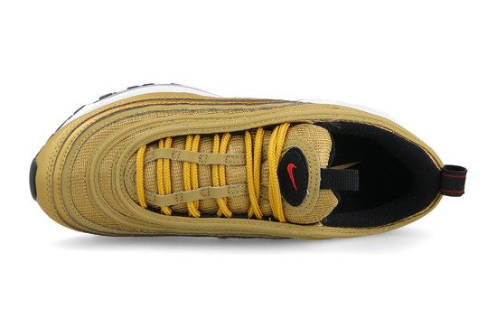 "Homme chaussures sneakers Nike Air Max 97 ""Metallic Gold"" 884421 700"
