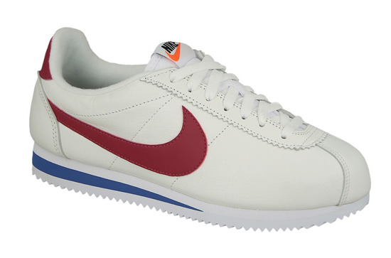 "Homme chaussures sneakers Nike Classic Cortez Se ""Forrest Gump"" 902801 100"
