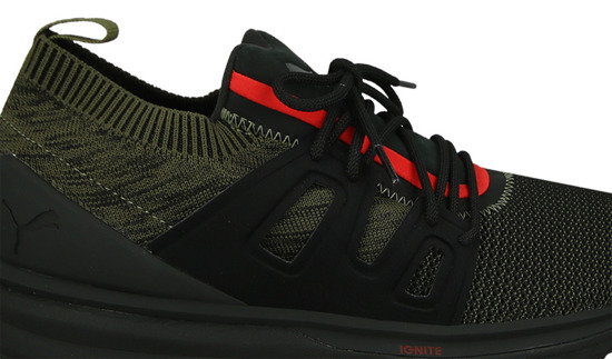 Homme chaussures sneakers Puma B.O.G Limitless Lo Evoknit 363669 03