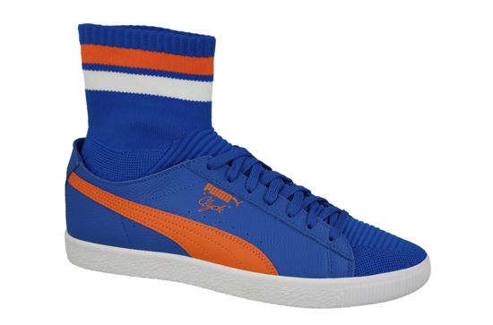 Homme chaussures sneakers Puma Clyde Sock Nyc 364948 03