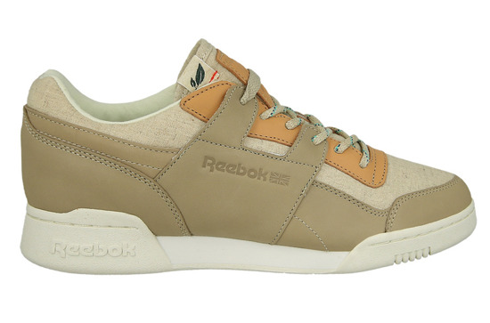 "Homme chaussures sneakers Reebok Workout Plus ""Eco Plus"" BD3019"