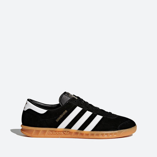 Homme chaussures sneakers adidas Originals Hamburg S76696