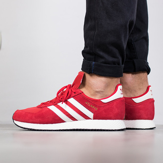 Homme chaussures sneakers adidas Originals Spezial Atlanta BY1880