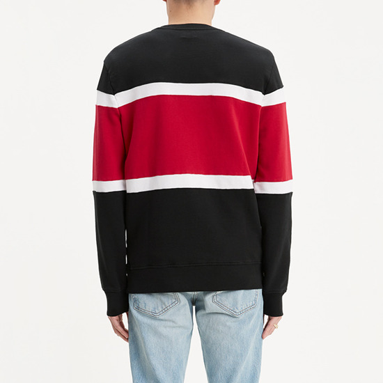 Levi's® Pieced Crewneck 79550-0000