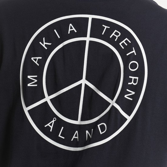 Makia x Tretorn Peace Islands T-shirt CT U21001 661