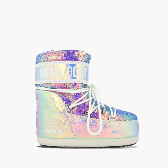 Moon Boot 50 Anniversary Leather Holo 14089400 001
