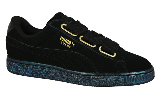 "Puma Suede ""Heart Satin"" 362714 03"